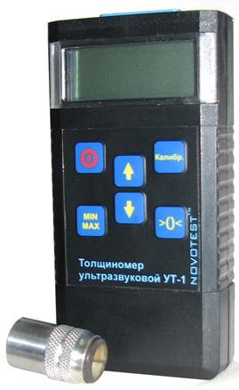 Ультразвуковой толщиномер NOVOTEST УТ-1